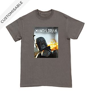 Boba Fett Customisable T-Shirt For Adults, Star Wars: The Mandalorian