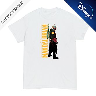 Boba Fett Stand Customisable T-Shirt For Adults, Star Wars