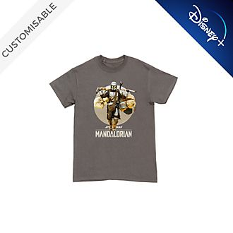 Star Wars: The Mandalorian Classic Customisable T-Shirt For Kids