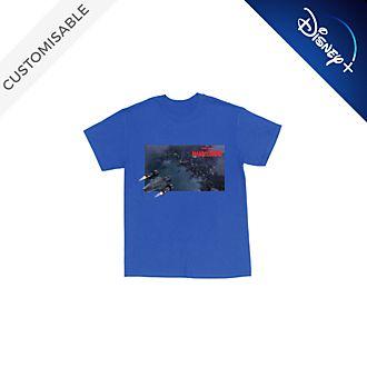 Star Wars: The Mandalorian Flight Customisable T-Shirt For Kids