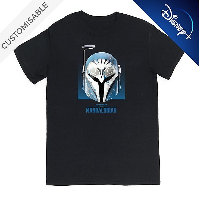 Bo-Katan Kryze Helmet Customisable T-Shirt For Kids, Star Wars