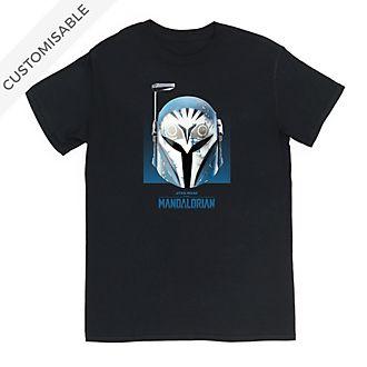 Bo-Katan Kryze Helmet Customisable T-Shirt For Kids, Star Wars