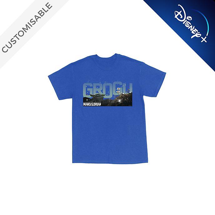 Grogu The Child Customisable T-Shirt For Kids, Star Wars: The Mandalorian