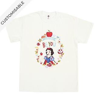 Snow White Always Be You Customisable T-Shirt For Adults