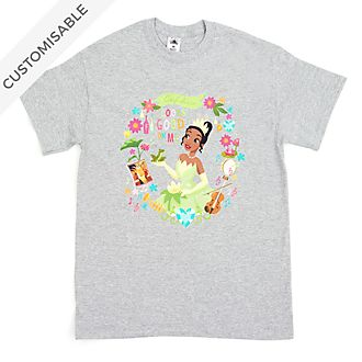 Tiana Confidence Looks Good On Me Customisable T-Shirt For Kids, The Princess and the Frog