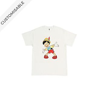Pinocchio Customisable T-Shirt For Kids