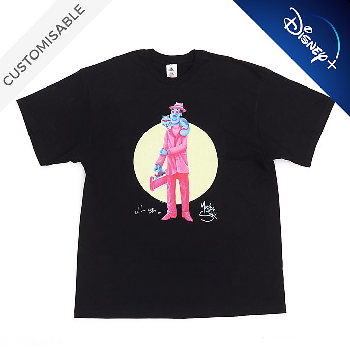 Disney Pixar SOUL 'The Great Gardner' by C. Van Lew & HUE T-Shirt For Adults