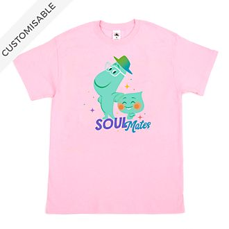 Soul Mates Customisable T-Shirt For Adults, Soul