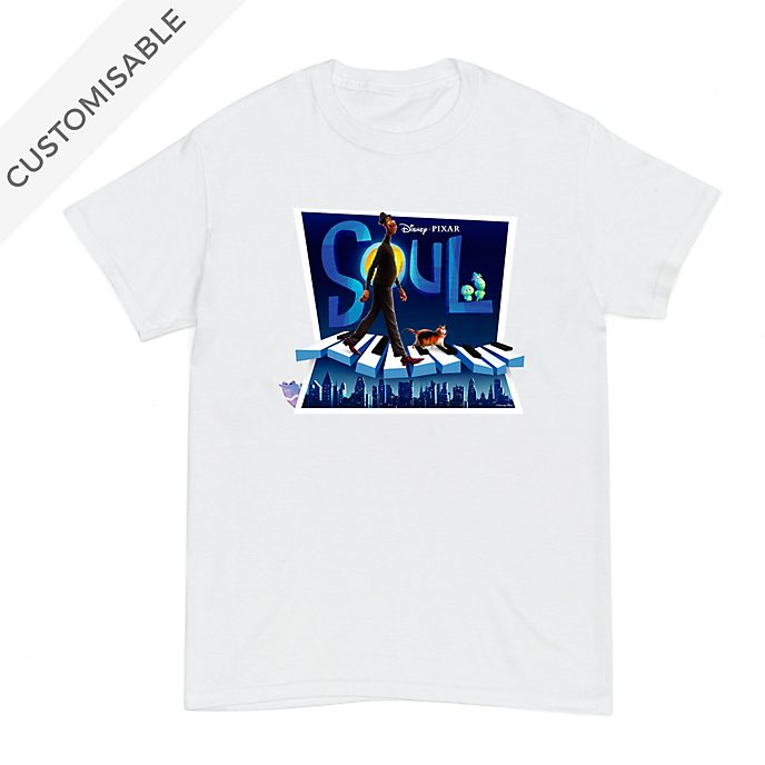 Joe Gardner Customisable T-Shirt For Adults, Soul