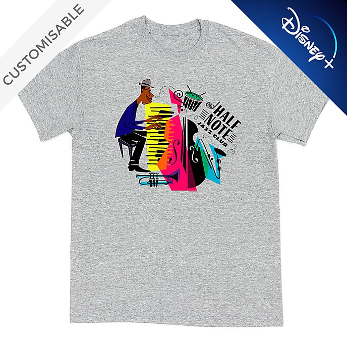 Joe Gardner Piano Customisable T-Shirt For Kids, Soul