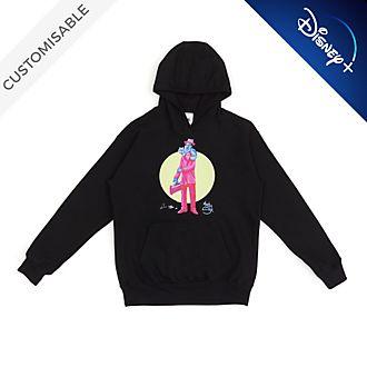 Disney Pixar SOUL 'The Great Gardner' by C. Van Lew & HUE Hooded Sweatshirt For Adults