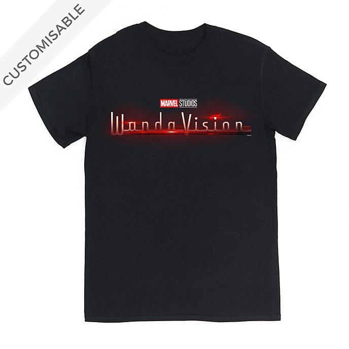WandaVision Logo Customisable T-Shirt For Adults