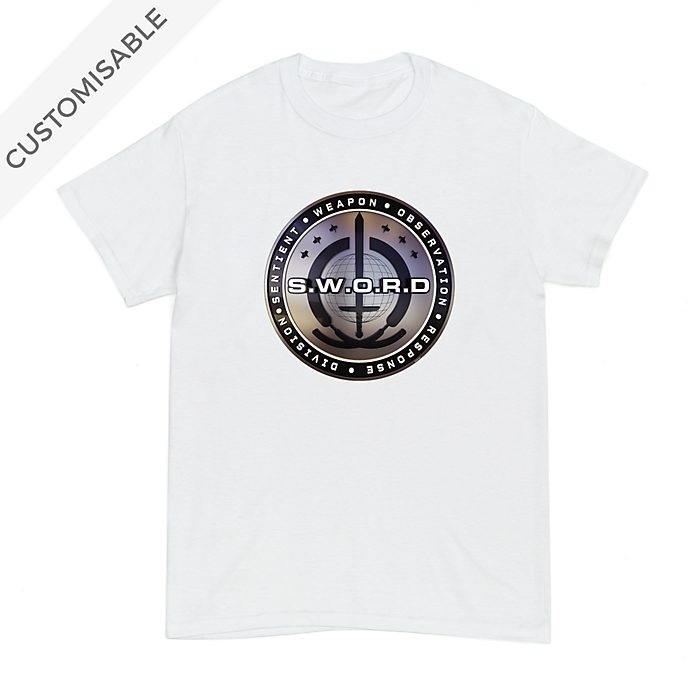 S.W.O.R.D Customisable T-Shirt For Adults, WandaVision