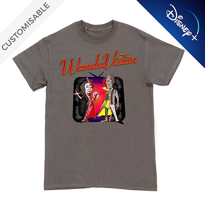 WandaVision Halloween Customisable T-Shirt For Adults