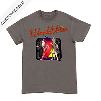 WandaVision Halloween Customisable T-Shirt For Adults