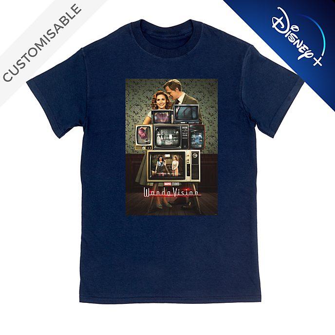 WandaVision Television Customisable T-Shirt For Adults