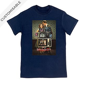 WandaVision Television Customisable T-Shirt For Adults