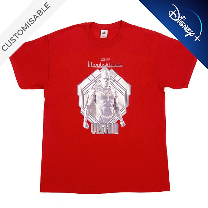 Vision Customisable T-Shirt For Adults, WandaVision