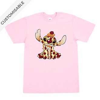 Lady and the Tramp Stitch Crashes Disney Customisable T-Shirt For Adults, 2 of 12