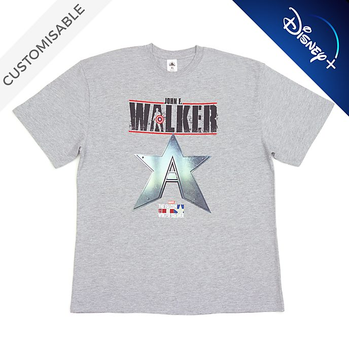 John F. Walker Customisable T-Shirt For Adults