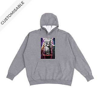 WandaVision Poster Customisable Hooded Sweatshirt For Adults