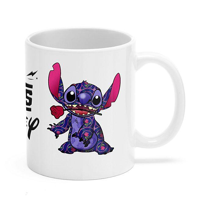 Beauty and the Beast Stitch Crashes Disney Customisable Mug, 1 of 12
