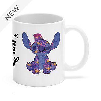 Aladdin Stitch Crashes Disney Customisable Mug, 6 of 12