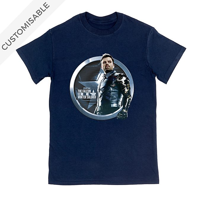 The Winter Soldier Customisable T-Shirt For Adults