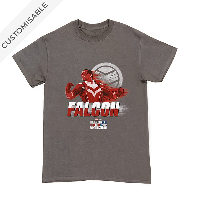 Falcon Stylised Customisable T-Shirt For Adults