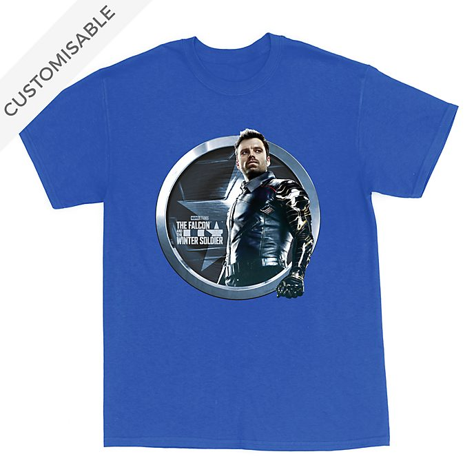 The Winter Soldier Customisable T-Shirt For Kids