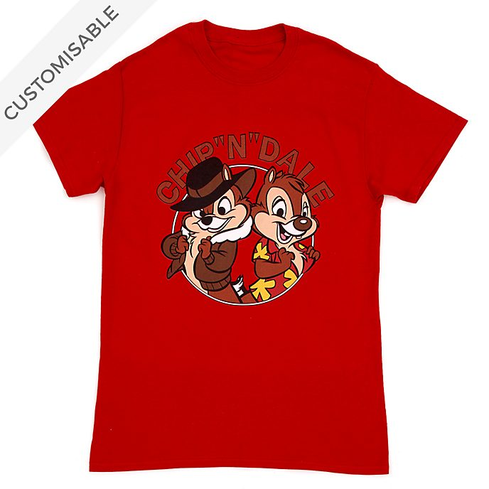 Chip 'n' Dale Customisable T-Shirt For Kids