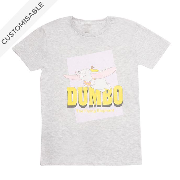 Dumbo Customisable T-Shirt For Kids