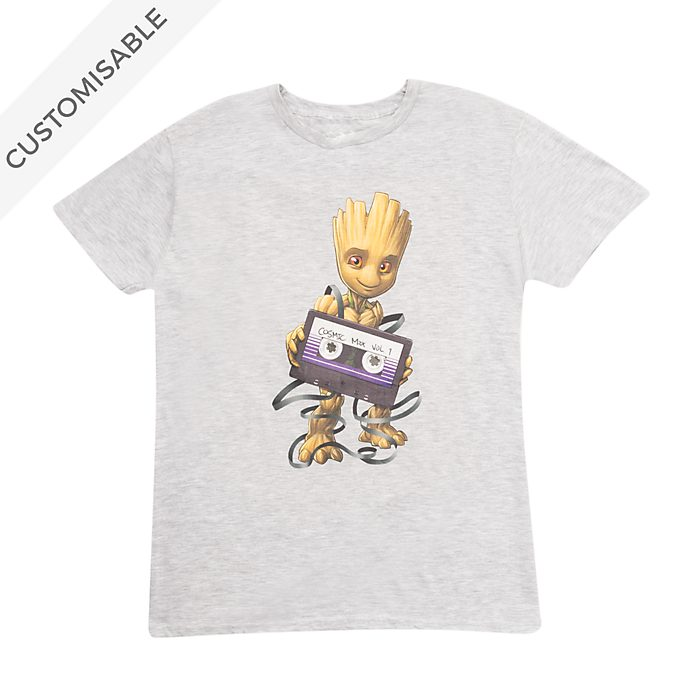 Groot Customisable T-Shirt For Adults, Guardians of the Galaxy