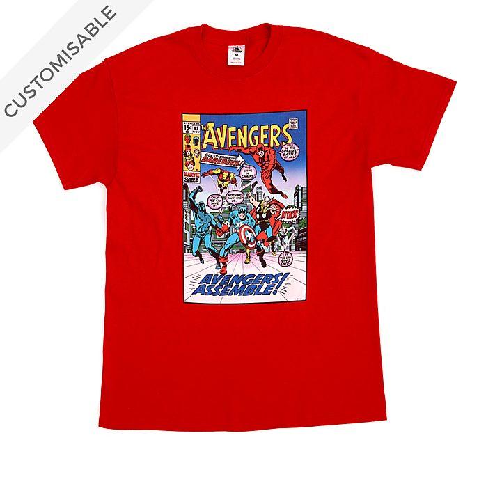 Marvel Comics Customisable T-Shirt For Kids