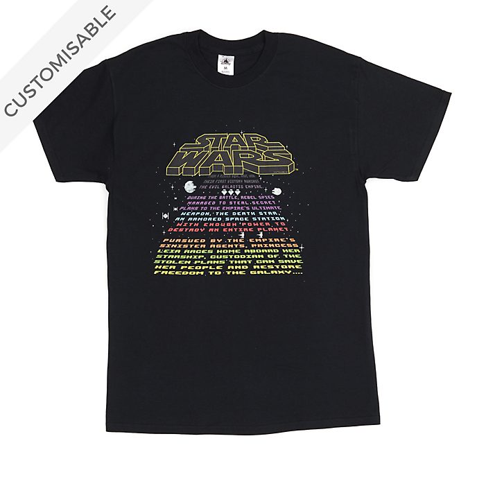 Star Wars Legacy Customisable T-Shirt For Adults