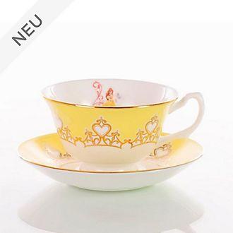 English Ladies Co. -Belle - Teetasse mit Unterteller aus hochwertigstem Porzellan