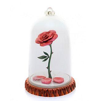 English Ladies Co. Objet décoratif La rose enchantée, La Belle et la Bête