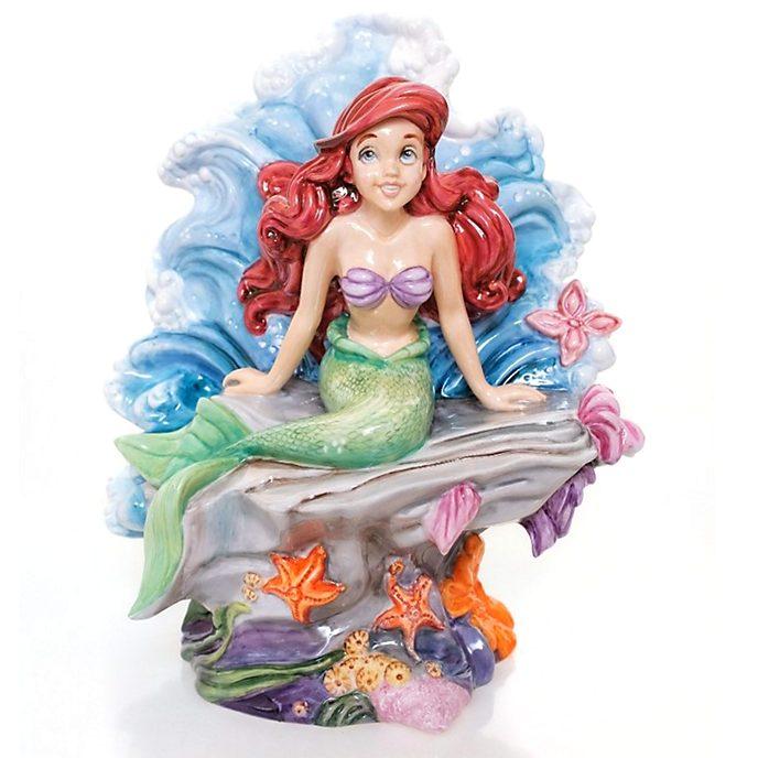 English Ladies Co. figura porcelana de ceniza de hueso Ariel edición limitada