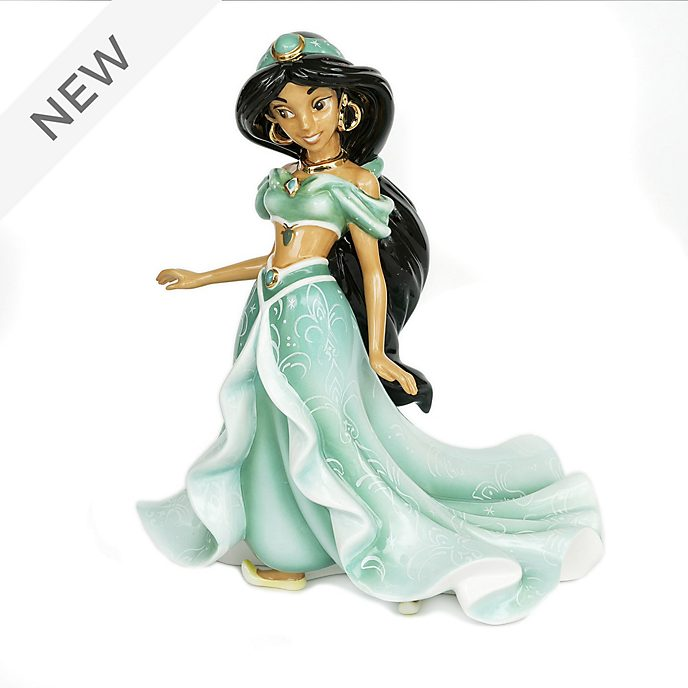 English Ladies Co. Princess Jasmine Bone China Figurine