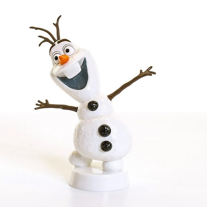 English Ladies Co. - Die Eiskönigin - völlig unverfroren - - Olaf - Figur aus hochwertigstem Porzellan