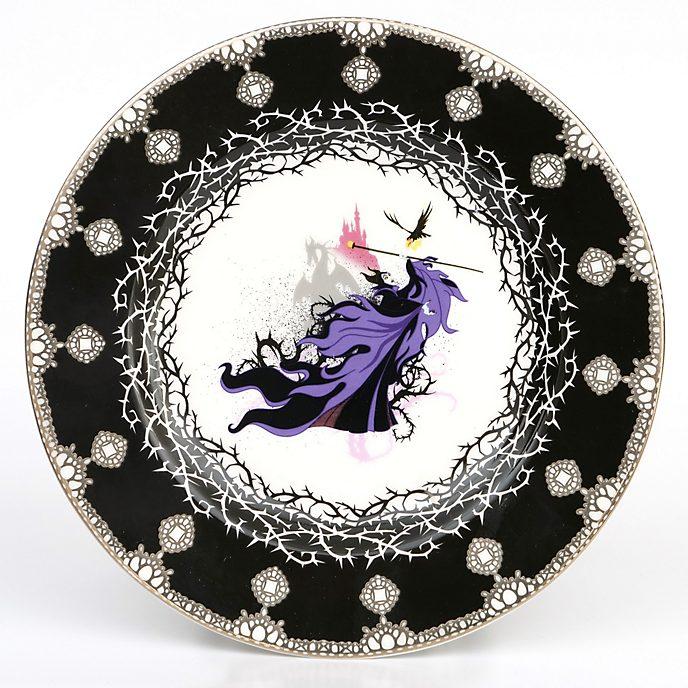 English Ladies Co. Maleficent Tea Plate