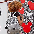Mochila Bright Mickey Mouse, Kipling