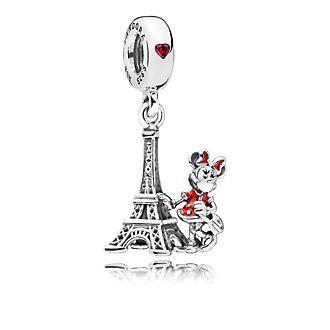 Pandora Charm Tour Eiffel Minnie, Disneyland Paris