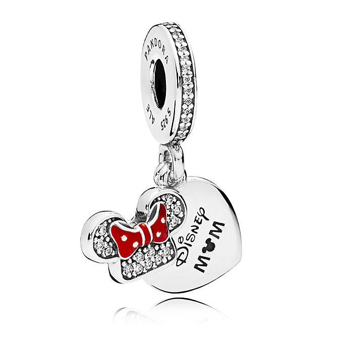 Pandora Charm Maman Disney Minnie, Disneyland Paris
