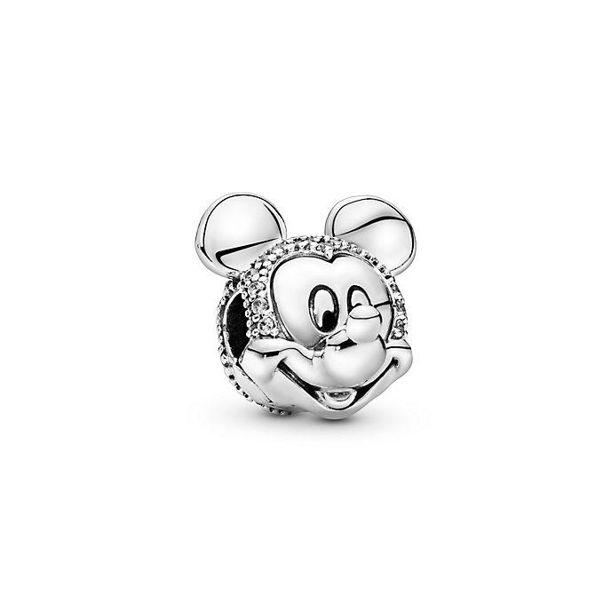 Disney X Pandora Mickey Mouse PavéClip Charm