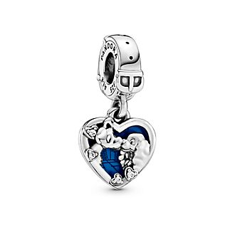 Disney X Pandora Lady and the Tramp Heart Dangle Charm