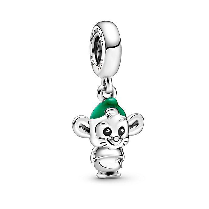 Disney X Pandora Gus Mouse Dangle Charm