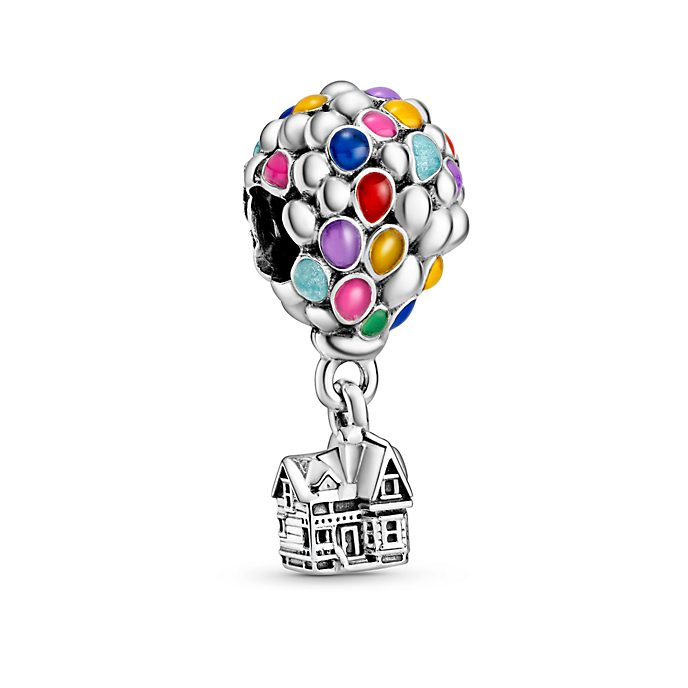 Disney X Pandora Up House & Balloons Charm