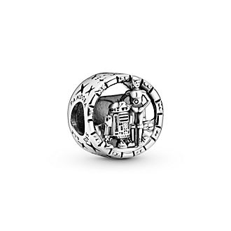 Star Wars X Pandora C-3PO and R2-D2 Openwork Charm