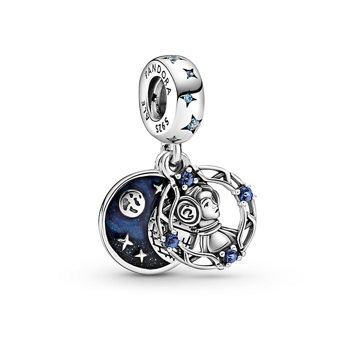 Star Wars X Pandora Princess Leia Double Dangle Charm